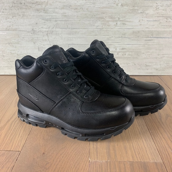 new product 197db eb758 Nike Air Max Goadome Boots - Black - Size 10